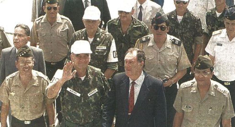 El grupo de avanzada liderado por el Gral. Ariel Pereyra da Fonseca arribó ayer a Piura.