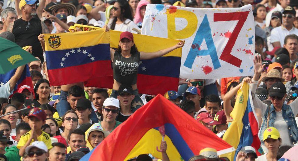 Venezuela Aid Live (Foto: EFE)