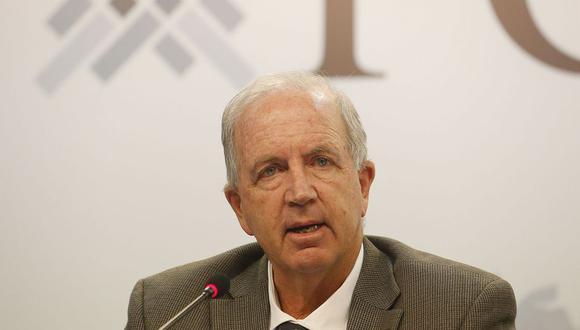 """Cillóniz reconoció no haber conversado con Aureo Zegarra, puesto que, """"no sabía"""" que era el presidente de Todos por el Perú. (Foto: GEC)"""