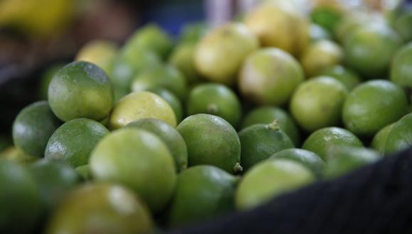 Los limones son una gran fuente de vitamina C. (Foto: GEC).