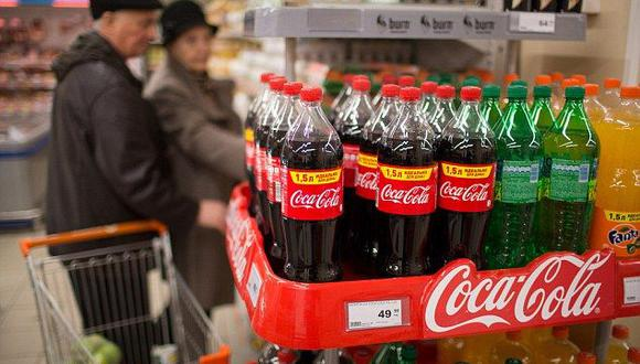 Coca Cola. (Foto:Getty Images/Bloomberg)