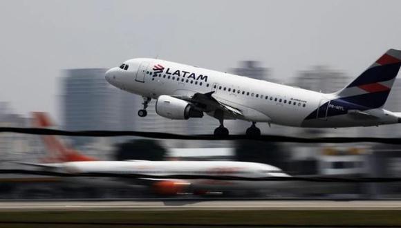 """""""La medida será evaluada permanentemente en función de las restricciones de viaje en los distintos países y de la demanda"""", dijo Latam en un comunicado."""