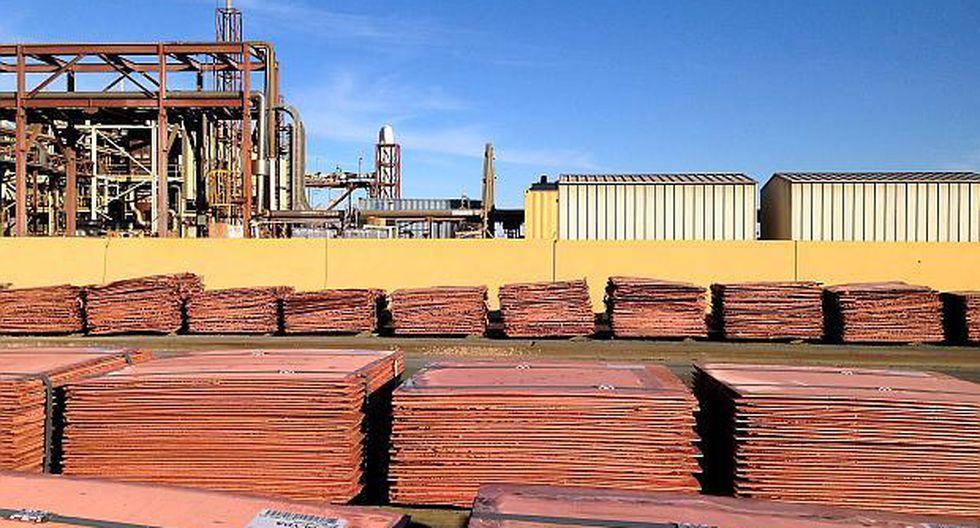 El cobre opera estable en la apertura. (Foto: Reuters)
