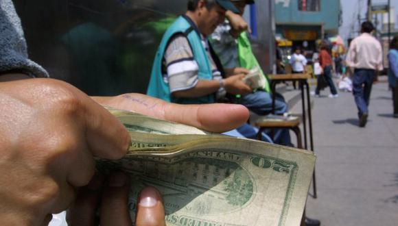 El dólar cerró estable al final de la jornada cambiaria. (Foto: GEC)