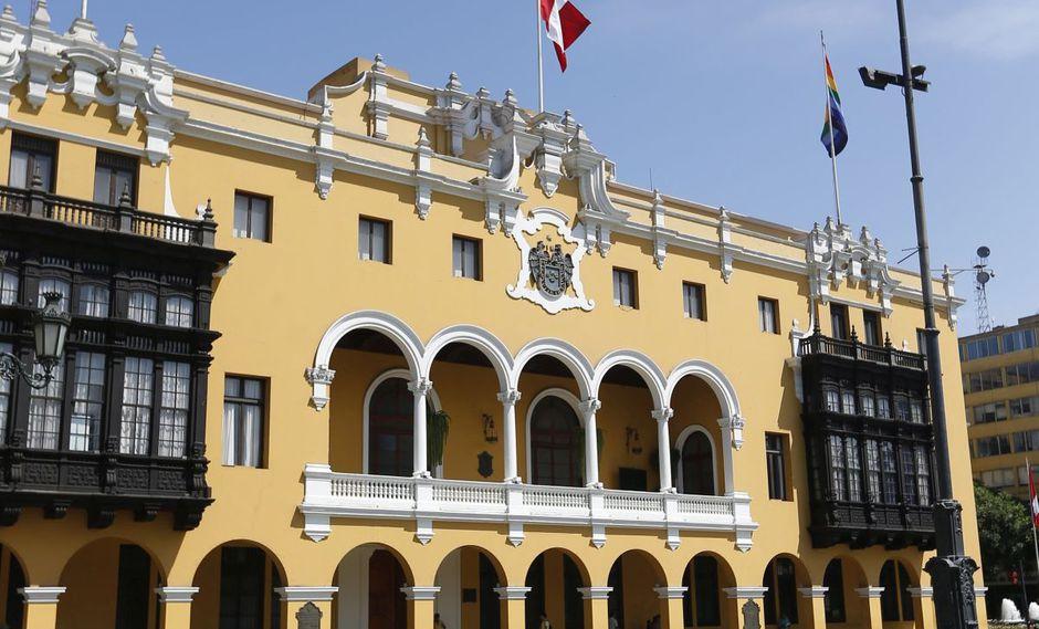 Municipalidad de Lima (Foto: USI)