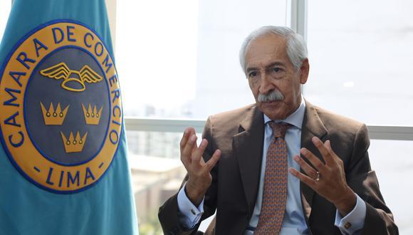 Tributación. Presión tributaria seguiría en alrededor de 14% este año, dijo Peñaranda. (Foto: Marco Ramón)