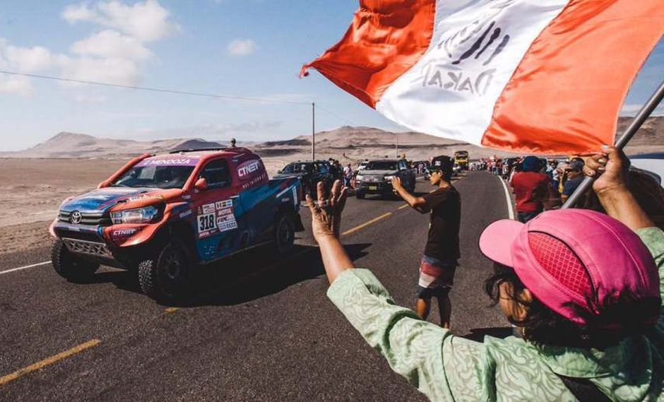 El Dakar 2019 en Perú iniciará el próximo 7 de enero (Foto: @dakar).