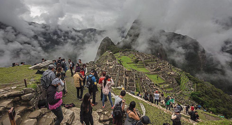 Afectación. El ministro Vásquez afirmó que la crisis internacional del año pasado también afecto el turismo en el Perú. (Foto: GEC)