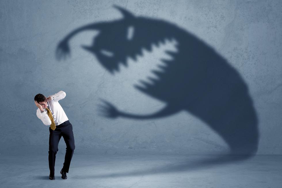 FOTO 1 | 1. El miedo a la crítica. (Foto: iStock)