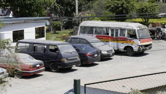 El propietario del vehículo tendrá un plazo de 30 días para pagar la multa impuesta y retirar el vehículo del depósito. (Foto: Anthony Niño de Guzman / GEC)