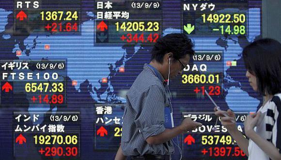 Los administradores de fondos agregaron en el mes US$ 6,300 millones en entradas netas de capital no residente a acciones de mercados emergentes. (Foto: Reuters)