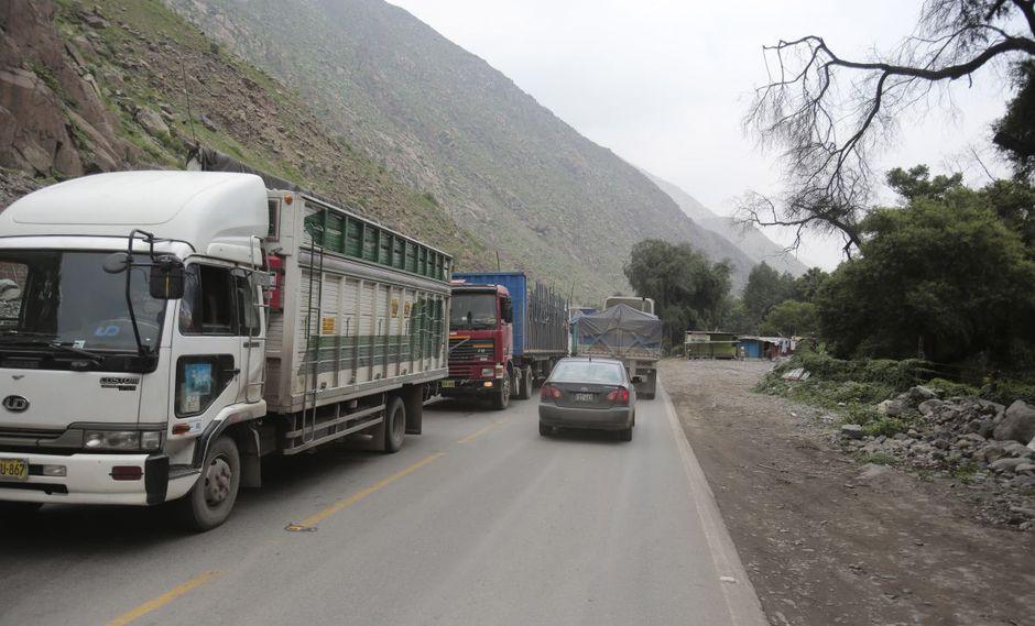 Transporte de carga (Foto: USI)