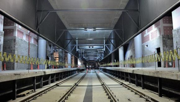 La Línea 2 del Metro de Lima continuaría con la implementación de estaciones de la etapa 1B del proyecto y culminaría al menos cinco estaciones de la etapa 1A.