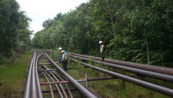 La Presidencia del Consejo de Ministros (PCM) informó que hasta el momento no se ha controlado el derrame de petróleo a la altura del Km. 237 del Oleoducto Ramal Norte (ORN). (Foto: Andina)