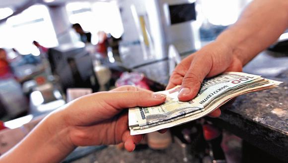 Los créditos a las familias continuaron registrando un importante dinamismo en junio último.