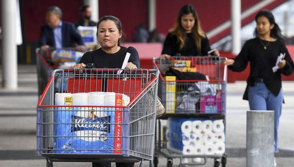El papel higiénico está comenzando a escasear en algunos países (Foto: AFP)