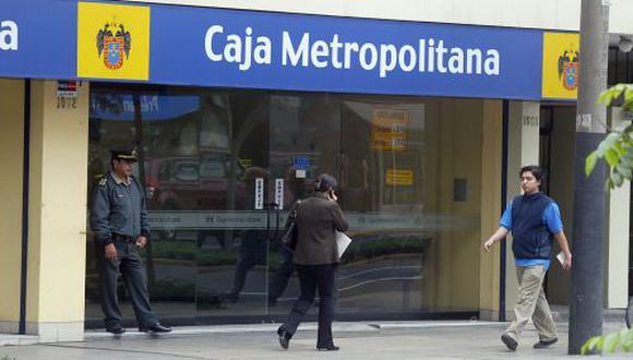La Caja Metropolitana se está concentrando en préstamos a mypes y créditos pignoraticios. (USI)