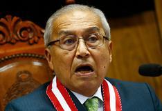 Fiscal no contrastó versión de exasesora sobre sustracción de documentos a pedido de Chávarry
