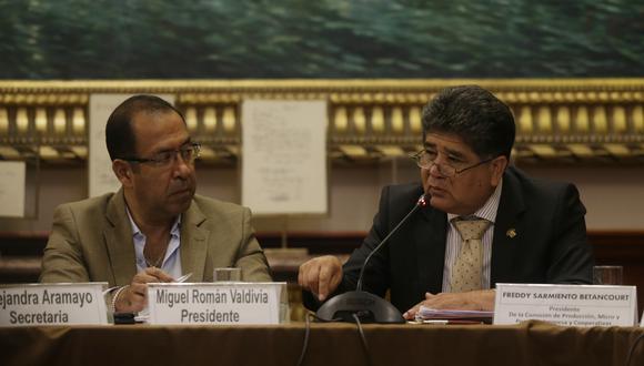 Debate. Comisión que preside Miguel Román definirá futuro de beneficio. (Foto: Alonso Chero)