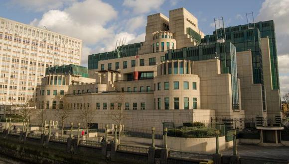 El MI6 tiene su sede principal en Londres. (Foto: Getty)