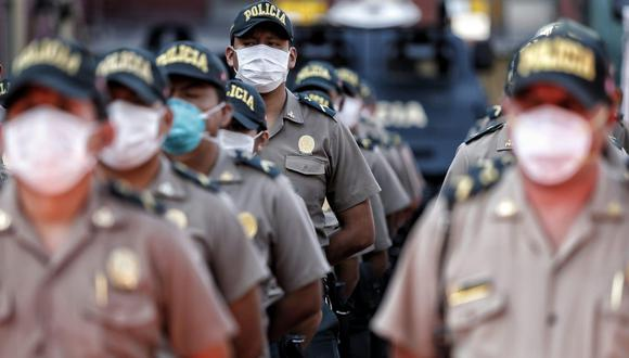 La Fiscalía Anticorrupción investiga diversas denuncias a nivel nacional por compras sobrevaloradas en la Policía Nacional. (Foto: GEC)