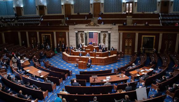 El Congreso se enfrenta a una fecha límite del 30 de setiembre para aprobar fondos provisionales que evitarían cierres parciales del gobierno con el inicio del nuevo año fiscal el 1 de octubre. (Foto: AFP)