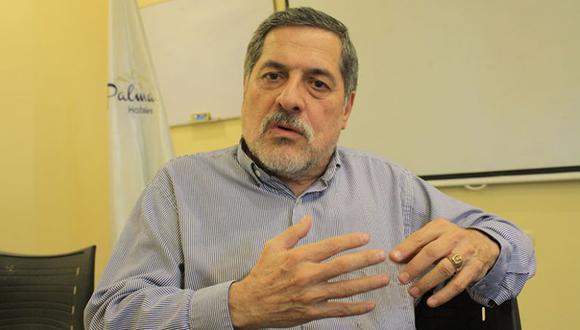 Ernesto Bustamante había enviado un oficio al presidente del Consejo de Ministros cuestionando el uso de la vacuna de Sinopharm. (Foto: GEC)