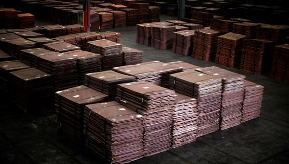 La producción chilena de cobre tuvo una caída interanual de 6.2% en agosto a 481,700 toneladas. (Foto: Reuters)