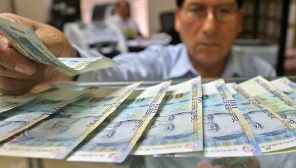 Ley aprobada por el Congreso fomentó que los bancos y microfinancieras decidan subir la tasa de interés que pagan por los depósitos CTS. (Foto: GEC)