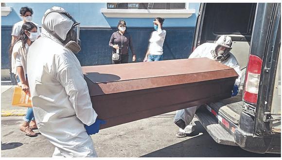 La cantidad de fallecidos aumentó este martes. (Foto: GEC)
