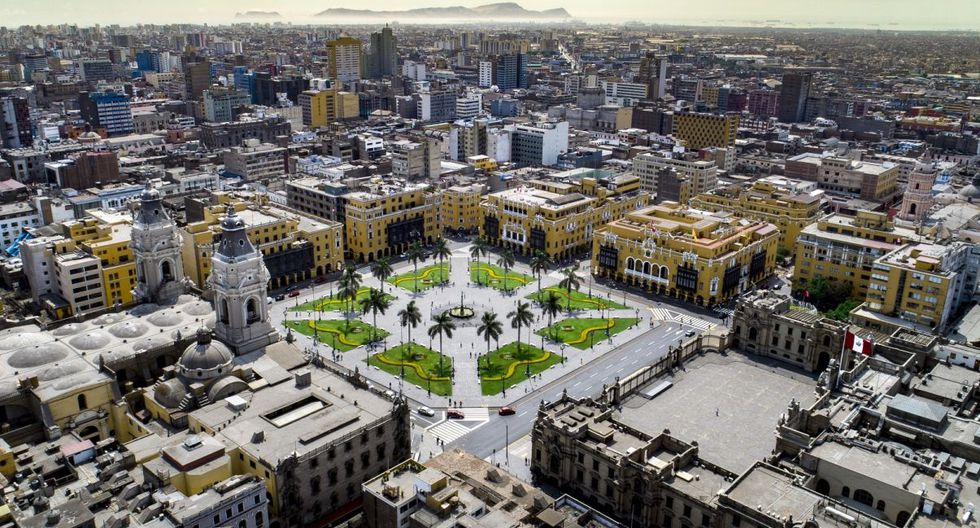 El Plan Maestro de Recuperación del Centro Histórico de Lima fue aprobado este jueves. (Municipalidad de Lima)