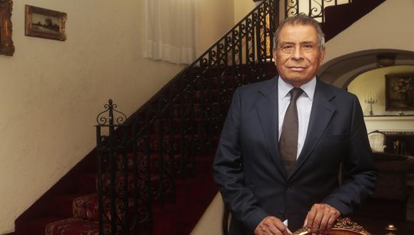 Ricardo Márquez, presidente de la SNI