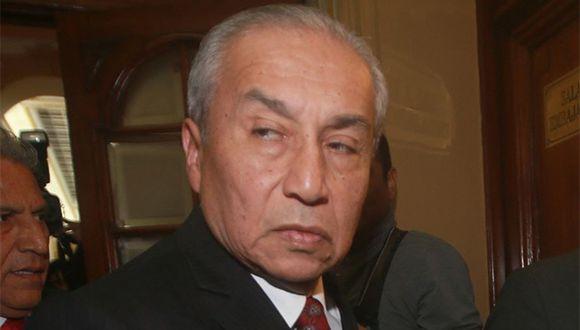 Pedro Chávarry renunció oficialmente al cargo de fiscal de la Nación el 8 de enero. (Foto: Agencia Andina)