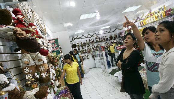Importadores y mayoristas empiezan a prepararse para la campaña navideña entre agosto y setiembre; mientras que los minoristas lo hacen entre octubre y noviembre. (Foto: GEC)