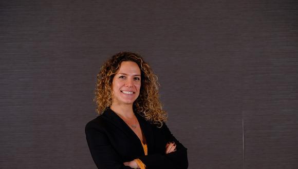 Andrea Szyfer, directora senior de Google Cloud Perú. (Foto: Difusión)