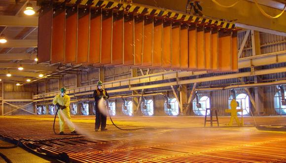 Perú, sede de empresas como Freeport-McMoRan Inc. y BHP Group, es el mayor productor de cobre después de Chile y un importante proveedor de zinc, plata y oro.