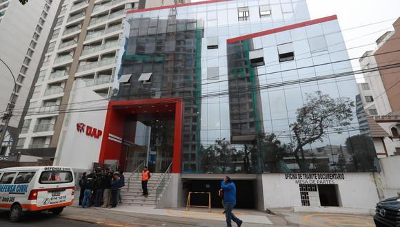 La Universidad Alas Peruanas no obtuvo el licenciamiento de Sunedu. (Foto: GEC)