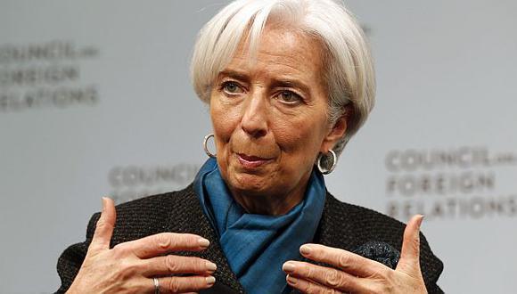 """Según fuentes consultadas, Lagarde dijo a la cumbre que los mercados financieros están relativamente tranquilos debido a las expectativas de que actuarán para mostrar que """"la UE ha vuelto"""" a la acción. (Foto: Reuters)"""