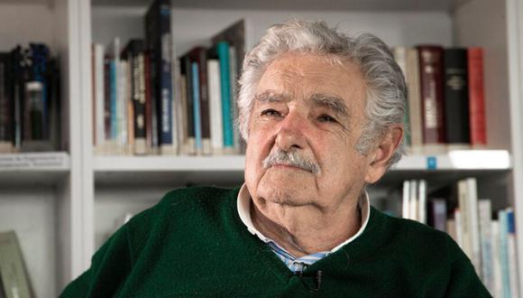 José Mujica, expresidente de Uruguay. (Foto: GEC)