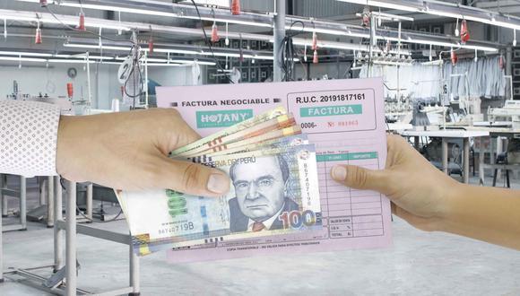 Según Efact, es necesario que las empresas de factoring comiencen a utilizar más cantidad de facturas electrónicas. (Foto: Archivo)