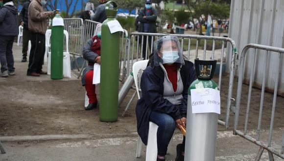 La cifra de contagiados por coronavirus tuvo un nuevo incremento este miércoles, pasando de 395.005 a 400,683, según el Ministerio de Salud. (Foto: Britanie Arroyo)