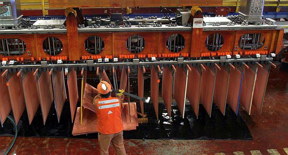 El ingeniero chileno propone aumentar la eficiencia energética en la cadena de producción para hacer del metal rojo una materia prima con huella de carbono neutra o lo más baja posible. (Foto: Reuters)