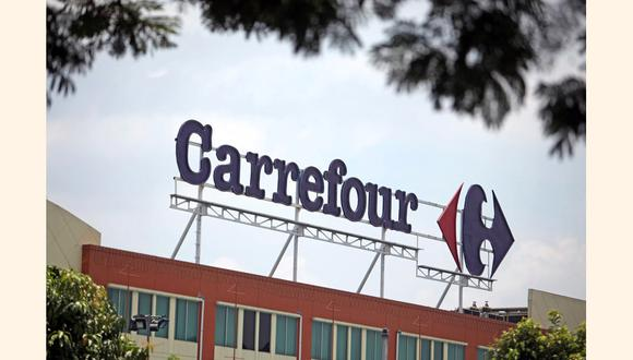 Carrefour, el minorista más grande de Europa continental, tiene operaciones en Europa y Brasil, incluidos hipermercados instalados en las afueras de las ciudades. (Foto: Bloomberg)