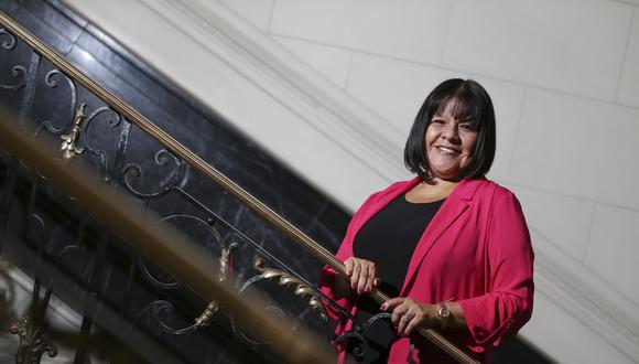 Beatriz Hernández, directora Ejecutiva de IAB Perú.