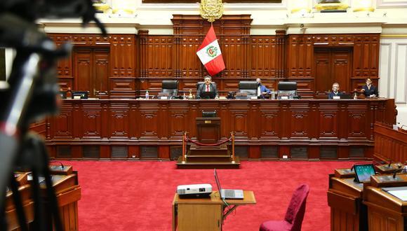El pasado viernes 21 de agosto fue la última vez que el Congreso programó la ratificación de esta reforma. (Foto: Congreso)