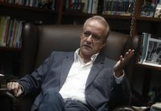 """Hernando Guerra-García sobre mensaje presidencial : """"Esperaba algo más claro y tranquilizador"""""""