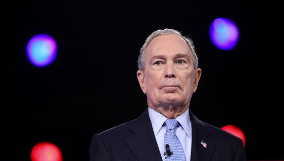 Michael Bloomberg. (Foto: Logan Cyrus / AFP).