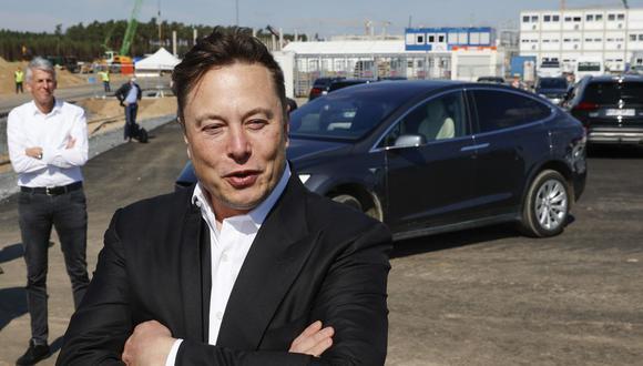 Elon Musk. (Foto: AFP)