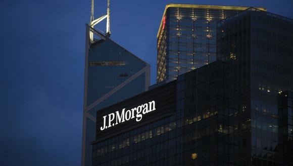 JP Morgan. (Foto: Difusión)