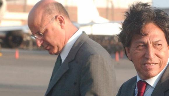 Avraham Dan On fue jefe de seguridad del expresidente Alejandro Toledo. (Foto: Ojo Público)